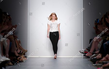 Editorial picture of Germany Berlin Fashion Week - Jul 2014