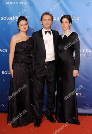 Editorial picture of Germany Berlin Film Festival 2012 - Feb 2012