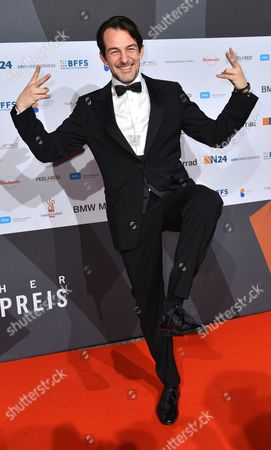 German Actor Hans-werner Meyer Arrives For the German Acting Awards 2013 During the 63rd Annual Berlin International Film Festival in Berlin Germany 11 February 2013 the Award Ceremony Takes Part During the Berlinale Running From 07 to 17 February Germany Berlin