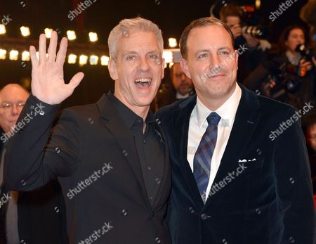 Us Directors Chris Sanders (l) and Kirk De Micco Arrive For the Premiere of 'The Croods' During the 63rd Annual Berlin International Film Festival in Berlin Germany 15 February 2013 the Movie is Presented in Competition out of Competition at the Berlinale Germany Berlin