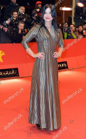German Actress Anna Fischer Arrives For the Closing Ceremony of the 63rd Annual Berlin International Film Festival in Berlin Germany 16 February 2013 the Berlinale Runs From 07 to 17 February Germany Berlin