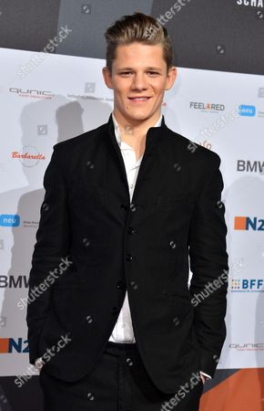 German Actor Max Von Der Groeben Arrives For the German Acting Awards 2013 During the 63rd Annual Berlin International Film Festival in Berlin Germany 11 February 2013 the Award Ceremony Takes Part During the Berlinale Running From 07 to 17 February Germany Berlin