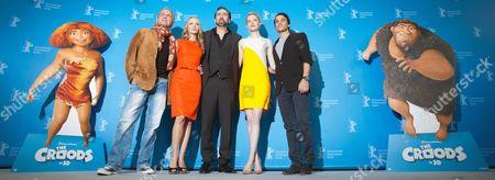 Editorial photo of Germany Berlin Film Festival 2013 - Feb 2013