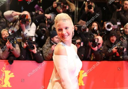 Finnish Actress and Shooting Star 2013 Laura Birn Arrives For the Shooting Star 2013 Award Ceremony During the 63rd Annual Berlin International Film Festival in the Berlinale Palace in Berlin Germany 11 February 2013 Germany Berlin