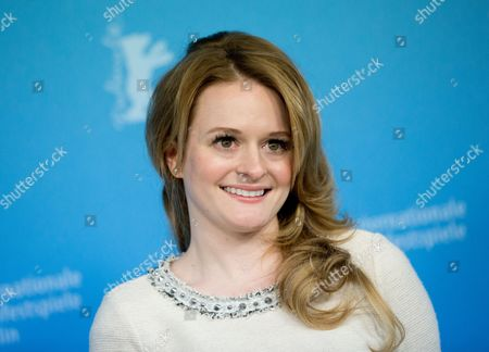 Us Actress Fallon Goodson Poses at a Photocall For 'Maladies' During the 63rd Annual Berlin International Film Festival Aka Berlinale in Berlin Germany 10 February 2013 the Movie is Presented in the Section Panorama Special at the Berlinale Germany Berlin