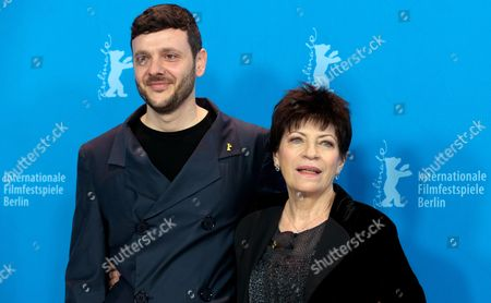 Romanian Actors Bogdan Dumitrache (l) and Luminita Gheorghiu Pose at a Photocall For 'Pozitia Copilului' (child's Pose) During the 63rd Annual Berlin International Film Festival in Berlin Germany 11 February 2013 the Movie is Presented in Competition at the Berlinale Running From 07 to 17 February Germany Berlin