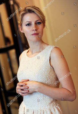Swedish Actress Edda Magnason Poses at the Hotel De Rome in Berlin Germany 09 February 2014 the European Shooting Stars 2014 Are Presented at the 64th Annual Berlin Film Festival Which Runs From 06 to 16 February Germany Berlin