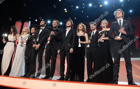 Editorial picture of Germany Berlin Film Festival 2014 - Feb 2014