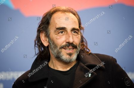 Greek Actor Vangelis Mourikis Attends the Press Conference For 'To Mikro Psari (stratos)' During the 64th Annual Berlin Film Festival in Berlin Germany 11 February 2014 the Movie is Presented in the Official Competition of the Berlinale Which Runs From 06 to 16 February 2014 Germany Berlin