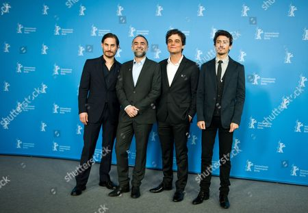 Editorial image of Germany Berlin Film Festival 2014 - Feb 2014