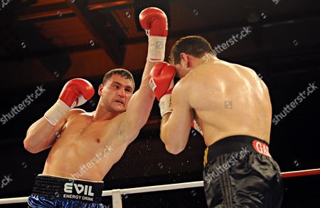 Editorial picture of Germany Boxing - May 2012