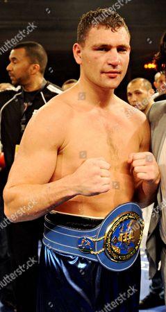 Editorial photo of Germany Boxing - May 2012