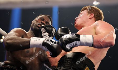 Editorial photo of Germany Boxing - Sep 2012