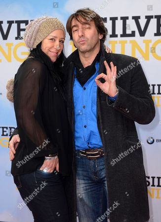 German Actor Dieter Landuris and His Wife Natascha Arrive For the Premiere of 'Silver Linings Playbook' at the Astor Film Lounge in Berlin Germany 20 December 2012 the Movie Opens in German Theatres on 03 January 2013 Germany Berlin