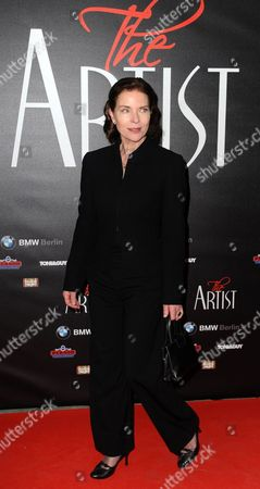 German Actress Gudrun Landgrebe Arrives For the Premiere of the Movie 'The Artist' at the Delphi-filmpalast in Berlin Germany 03 January 2012 the Movie Opens in German Theatres on 26 January Germany Berlin