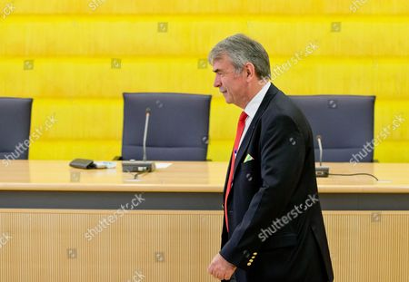 Editorial picture of Germany Courts Mollath Trial - Aug 2014