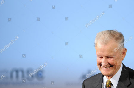 Former United States National Security Advisor Zbigniew Brzezinski Participates in Talks During the 50th Security Conference in Munich Germany 01 February 2014 Around 20 Heads of State and at Least 50 Foreign and Defence Ministers Are Expected to Attend the Conference Which Runs Until 02 February Germany Munich