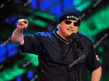 German Comedian Markus Krebs Performs Onstage During the Final of the Show 'Rtl Comedy Grand Prix ' in Cologne Germany 18 November 2011 Rtl Viewers Voted For Krebs As 'Comedystar 2011' Ahead of Seven Other Contestants Germany Cologne