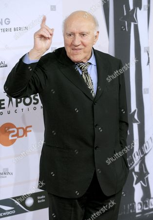 French Actor Michel Piccoli Arrives For the 24th European Film Awards at the Tempordrom in Berlin Germany 03 December 2011 Michel Piccoli is Nominated For the European Actor 2011 Award in the Film Habemus Papam Germany Berlin