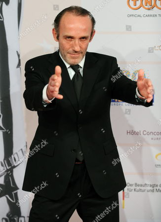 Austrian Actor and Film Director Karl Markovics Poses For a Photograph As He Arrives For the 24th European Film Awards at the Tempordrom in Berlin Germany 03 December 2011 Germany Berlin