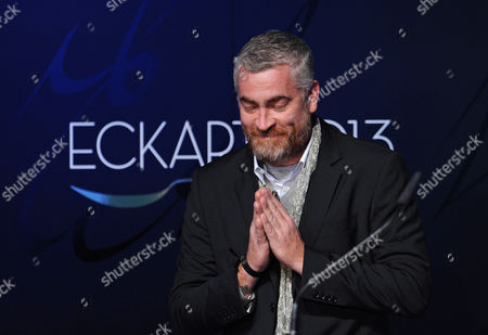 Brazilian Top Chef Alex Atala Pose During the Award Ceremony of the Eckart Witzigmann Prize 2013 in Munich Germany 03 December 2013 Atala Won the Award 'Eckart 2013 For Creative Responsibility and Delight' Germany Munich