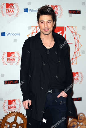 Editorial image of Germany Mtv Europe Music Awards - Nov 2012