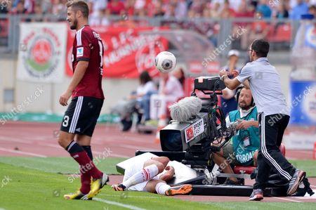 Editorial photo of Germany Soccer Bundesliga - Aug 2013