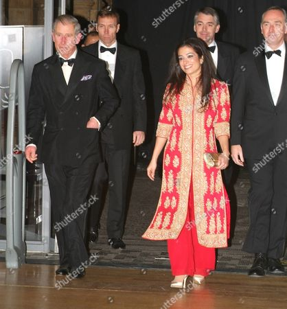 Prince Charles and Princess Badiya Bint El Hassan