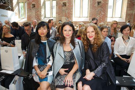 Editorial image of Germany Berlin Fashion Week - Jul 2014