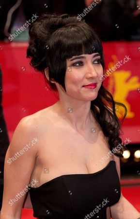 Jury Member Iranian Director Mitra Farahani Arrives For the Closing and Awards Ceremony of the 64th Annual Berlin Filmáfestival in Berlin ágermany 15 February 2014 the Berlinale Festival Runs Until 16 February Germany Berlin