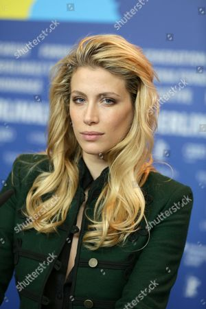 French Actress Marie De Villepin Attends a Press Conference For 'Yves Saint Laurent' at the 64th Annual Berlin Film Festival in Berlin Germany 07 February 2014 the Movie is Presented in the Panorama Section of the Berlinale Which Runs From 06 to 16 February 2014 Germany Berlin