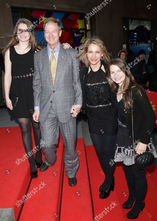 Us Ambassador to Germany John B Emerson His Wife Kimberly Marteau Emerson (2-r) and Daughters Hayley and Taylor Arrive For the Screening of 'American Hustle' at the 64th Annual Berlin Film Festival in Berlin Germany 07 February 2014 the Movie is Presented in Berlinale Special Gala at the Berlinale Festival Which Runs From 06 to 16 February 2014 Germany Berlin