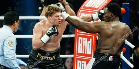 Editorial picture of Germany Boxing - Sep 2012
