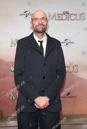 German Director Philipp Stoelzl Arrives For the World Premiere of 'The Physician' at the Zoo Palast in Berlin Germany 16 December 2013 the Movie Based on the Novel of the Same Title by Us Writer Noah Gordon Opens in German Theaters on 25 December Germany Berlin