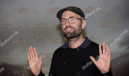 German Director Philipp Stoelzl Poses During a Photocall For 'The Physician' in Berlin Germany 04 December 2013 the Movie Will Premiere on 25 December 2013 in German Theaters á Germany Berlin