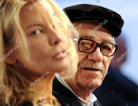 Us Actor Seymour Cassel (r) and Canadian Actress Deborah Kara Unger Arrive For the Opening of the Oldenburg International Film Festival in Oldenburg Germany 11 September 2013 the Festival Runs Until 15 September Germany Oldenburg
