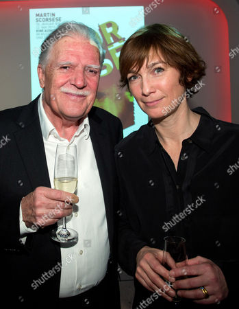 Us Film Director Sherry Hormann (r) and Camera Man Michael Ballhaus Attend the Ceremonial Opening of the 'Martin Scorsese' Exhibition at the Museum For Cinema and Television in Berlin Germany 09 January 2013 the Exhibition Runs Will Run From 10 January Till 12 May 2013 Germany Berlin