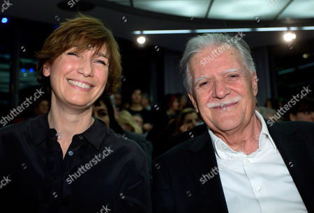 Us Film Director Sherry Hormann (l) and Camera Man Michael Ballhaus Attend the Ceremonial Opening of the 'Martin Scorsese' Exhibition at the Museum For Cinema and Television in Berlin Germany 09 January 2013 the Exhibition Runs Will Run From 10 January Till 12 May 2013 Germany Berlin