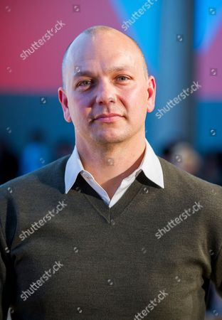 Us American Computer Engineer and Founder of the Company 'Nest Labs' Tony Fadell Poses at the Digital Life Design Conference in Munich Germany 20 January 2014 Germany Munich