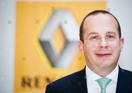 Ceo of French Car Manufacturer Renault Germany Achim Schaible Poses For a Portrait in Duesseldorf Germany 06 January 2014 French Car Manufacturer Renault Hopes For a Trend Reversal in 2014 After Sales Losses in Recent Years Germany Duesseldorf