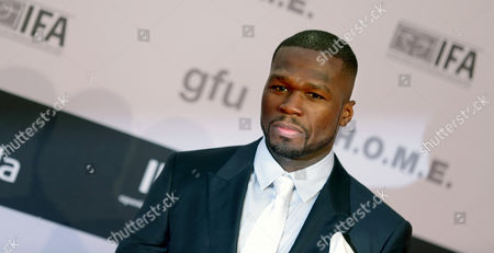 Us Rapper Curtis James Jackson Iii Aka 50 Cent Arrives at the Opening Gala of the International Radio Exhibition (ifa) 2012 in Berlin Germany 30 August 2012 the Ifa One of the World's Leading Exhibitions For Consumer Electronics Opens Its Gates on 31 August and Will Last Until 05 September 2012 at the Fairground Around Berlin's Old Radio Tower Germany Berlin