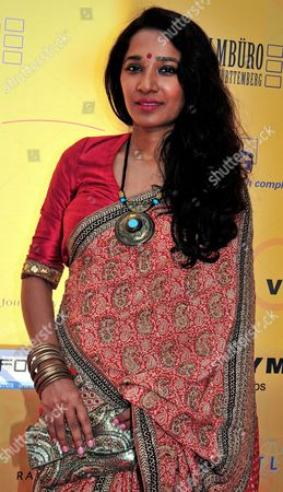Indian Actress/cast Member Tannishtha Chatterjee Arrives For the Screening of 'Dekh Indian Circus' at the Metropol Kino in Stuttgart Germany 18 July 2012 the Movie Opened the 9th Indian Film Festival Stuttgart Germany Stuttgart