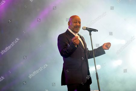 Errol Brown Former Singer and Founder of the British Pop Band 'Hot Chocolate' Performs on Stage During an Open Air New Year's Eve Party at the Landmark Brandenburg Gate in Berlin Germany Late 31 December 2011 an Estimate One Million Revellers Were Reported to Have Joined the Party on the 'Street of the 17th June' in the Center of the German Capital Germany Berlin