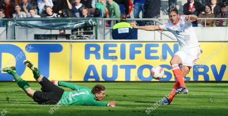 Editorial image of Germany Soccer Bundesliga - Apr 2013