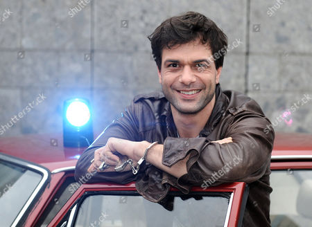 German Actor Kai Schumann Poses During a Photocall For the New Zdf Detective Series 'Heldt' in Cologne Germany 08 January 2013 Germany Cologne