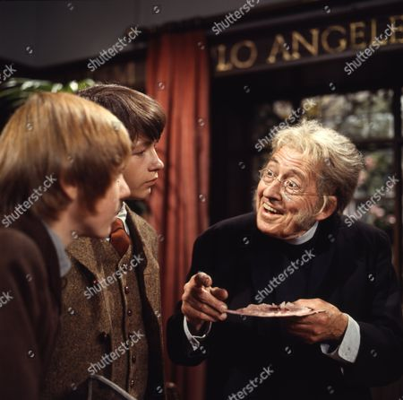 Editorial photo of 'The Flaxton Boys' (Series Two) TV Series - 1970
