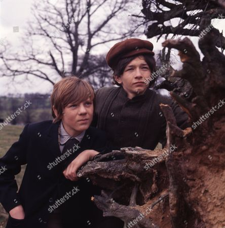 (Dai) David Bradley (as Peter Weekes) and Philip Maskery (as David Stilgoe)