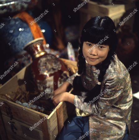 Stock Picture of Pik Sen Lim (as Su Ling)