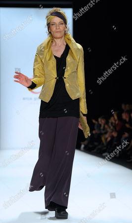 Editorial image of Germany Berlin Fashion Week - Jan 2012