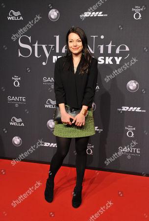 Editorial photo of Germany Berlin Fashion Week - Jan 2013